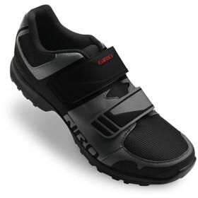 Giro Berm 19 Shoes Men, dark shadow/black